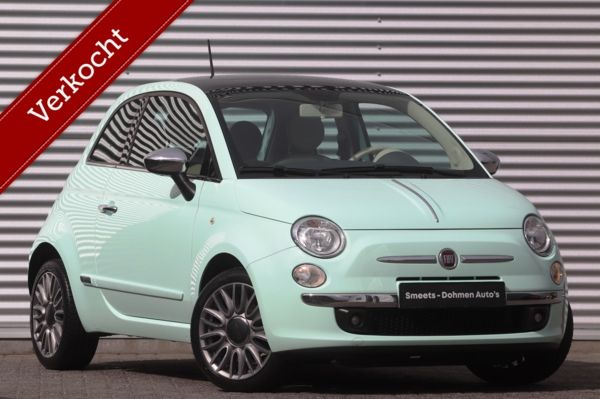 Fiat 500 1.2 Lounge | Panorama | Airco | ALL IN Prijs!