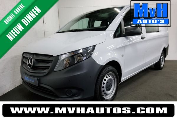 Mercedes Vito Bestel 111 CDI LANG|DUBBELE CABINE Comfort Business