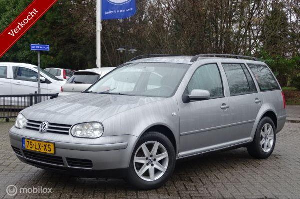 Volkswagen Golf Variant 1.6i-16V FSi Ocean !! VERKOCHT !!
