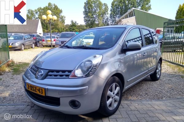 Nissan 1.4 First Note Clima Extra warmtewerend glas 133445km