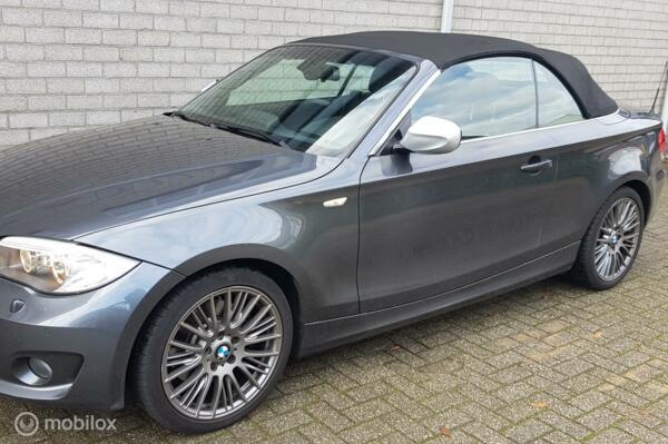 BMW 1-serie Cabrio 123d  Cabrio  Leder Automaat etc.etc.