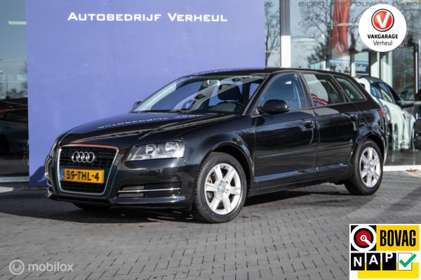 Audi A3 Sportback 1.4 TFSI 125Pk 5Drs Navi Nap Boekjes Dealeronderhouden