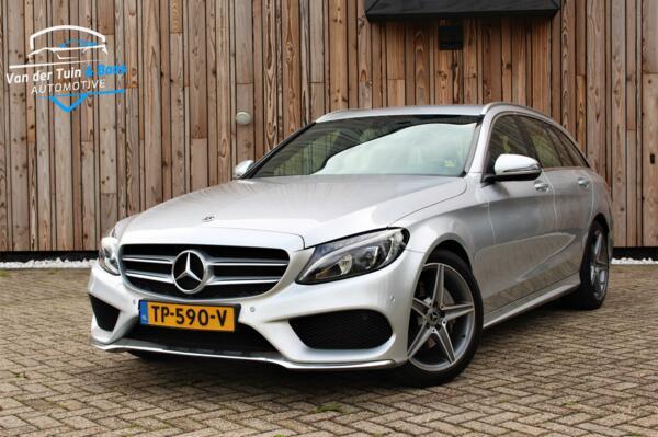 Mercedes C-klasse Estate 180 AMG Sport Edition LED I SPORT I incl btw