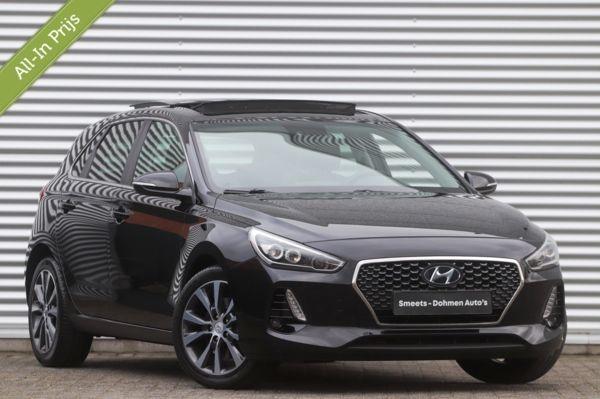 Hyundai i30 1.0 T-GDI First Ed.   Pano   Navi   ALL IN Prijs!