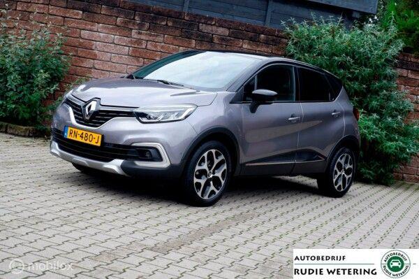 Renault Captur 0.9 TCe Intens led/nav/cam/pdc/lmv17