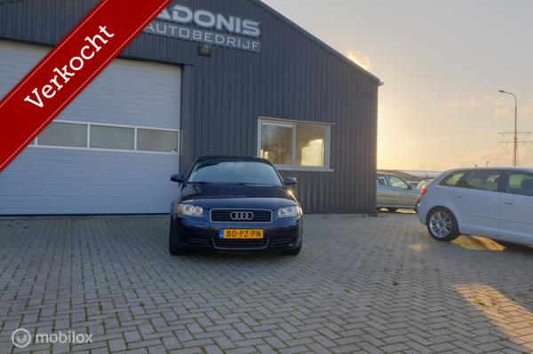 Audi A3  2.0 FSI Attraction Pro Line AUTOMAAT NAP 207.594