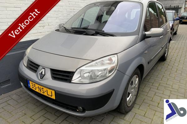 Renault Scenic 2.0-16V Authentique Comfort Automaat!