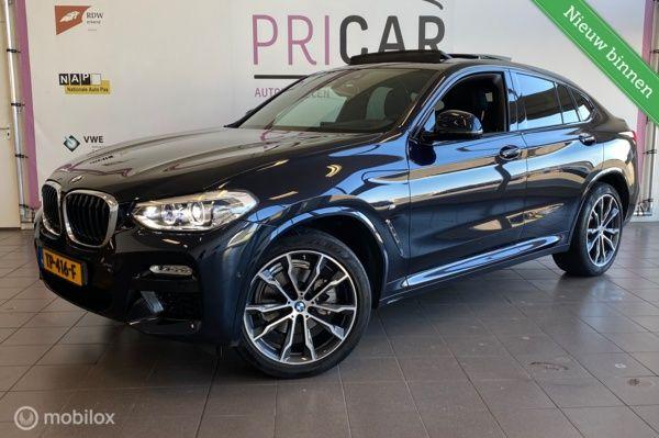 BMW X4 xDrive20i High Executive M-Sport PANODAK Karman-Kardon