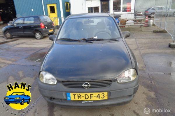 Opel Corsa 1.0 12V X10XE 1996 - 2000