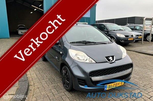 Peugeot 107 1.0-12V Millesim 200, Airco, Nap, 2de Eigenaar