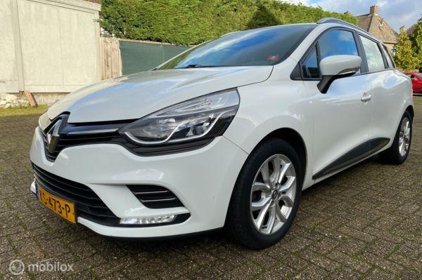 Renault Clio Estate 1.5 dCi Zen AUTOMAAT  / Lm velgen