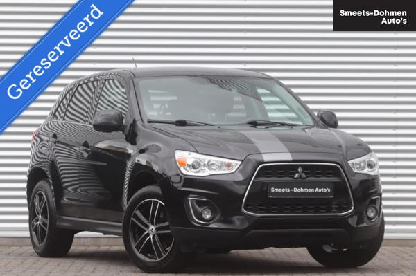 Mitsubishi ASX 1.6 Cleartec Instyle | Navi | Climate | ZONDAGS OPEN!
