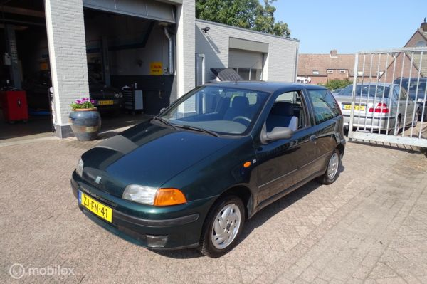 Fiat Punto 1.2 60 SX Fortuna Power