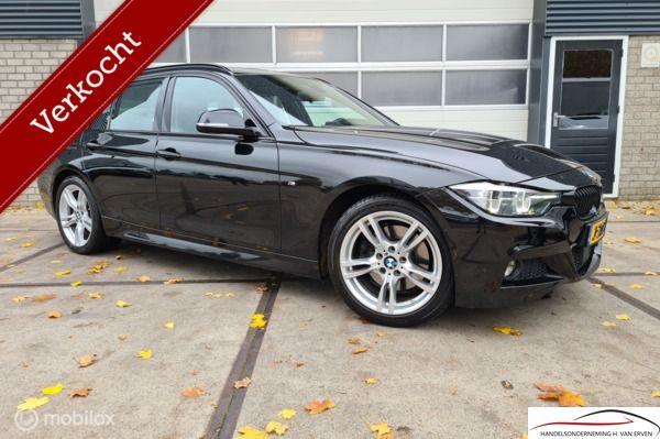 BMW 3-serie Touring 330i xDrive M Shadow Sport Edition