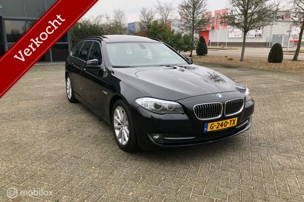 BMW 5 Serie 525D Touring High Executive Xenon/Keyless/Luchtv