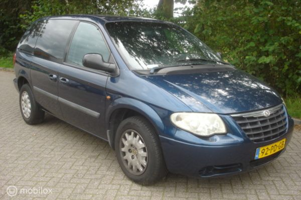 Chrysler Voyager 2.8 CRD 7 Pers. Airco Cruise Turbo defect ?