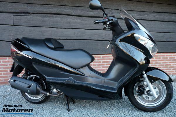 Suzuki AN 200 Burgman / AN200