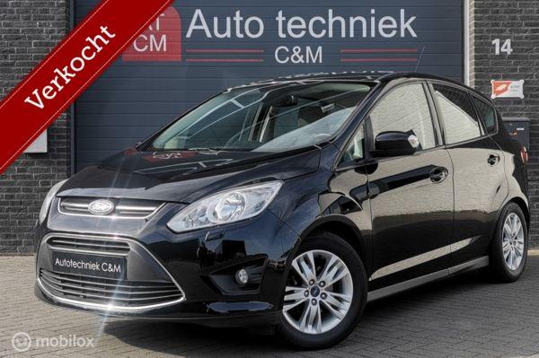 Ford C-Max 1.0 Edition/airco/cruise/clima/trekhaak/1eigenaar