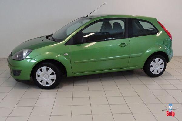 Ford Fiesta 1.3-8V Cool & Sound + airco   APK 14-11-2021