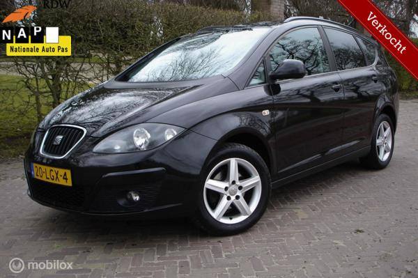 Seat Altea XL 1.6 Good Stuff (Bj 2010') Luxe Uitvoering !