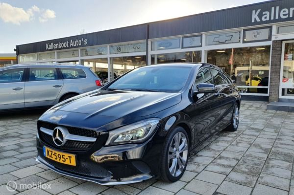 Mercedes CLA Shooting Brake 180 Lease Edition Plus, NAP!