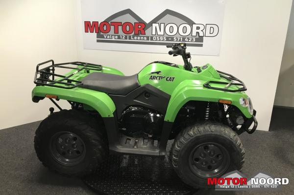 Arctic cat 400 4x4 ( grizzly )