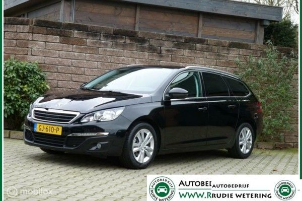 Peugeot 308 - SW 1.6 HDI 120PK Blue Lease Executive Pack 14%