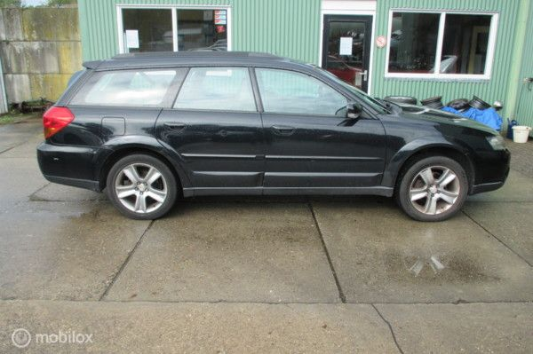 Onderdelen Subaru Legacy 3.0R Outback Navi Full Options 2005