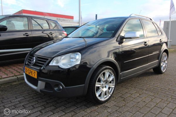 Volkswagen Polo 1.6-16V Cross