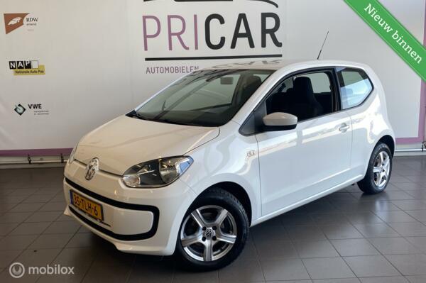 Volkswagen Up! 1.0  75pk move-up Airco/LMV/NL-Auto