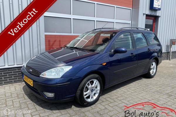 Ford Focus Wagon 1.6-16V Collection 2004 nieuwe apk!
