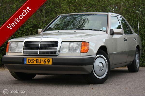 Exceptionele Mercedes W124 200E automaat 1992   2 eigenaren