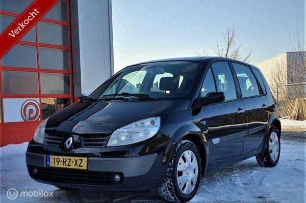 Renault Scenic 2.0-16V Expression Comfort