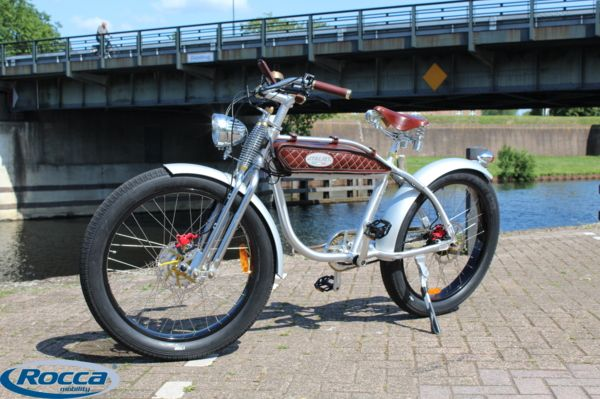 Italjet Ascot One 26 inch E-bike 25km/h