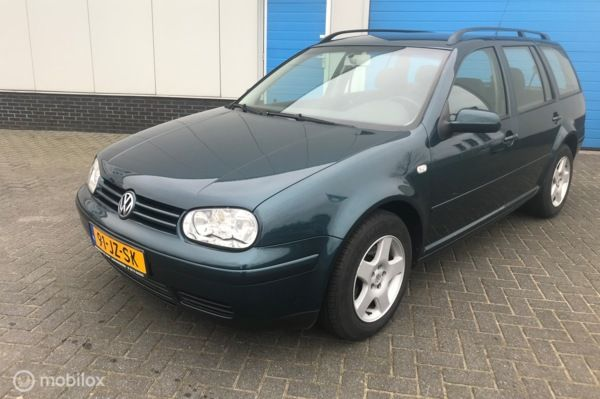 Volkswagen Golf Variant 1.6-16V Oxford