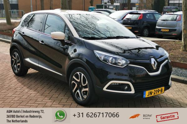Renault Captur 0.9 TCe Dynamique|Top Auto! |Nap! |Navi|Camera|