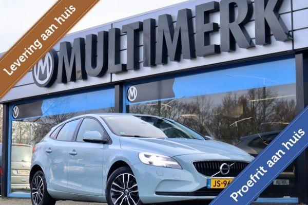 Volvo V40 2.0 D2 Nordic+, Standkachel, Dealer onderhouden