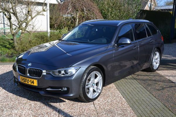 BMW 3-serie Touring 316i Executive Sport Automaat Leder
