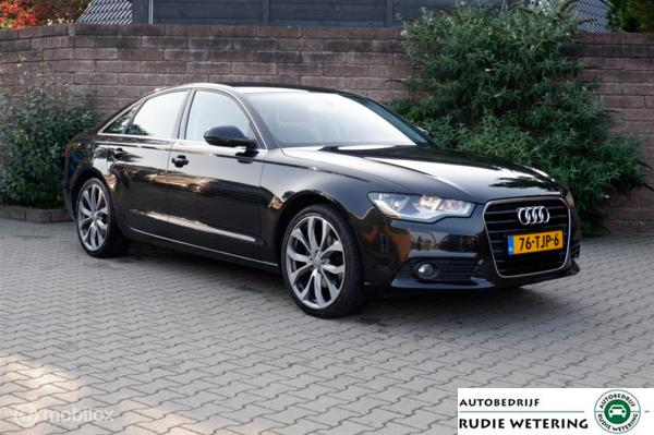 Audi A6 2.0 180PK Automaat Business Edition nav/ecc/pdc/trekhaak/lmv20
