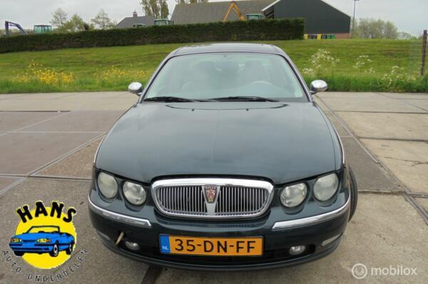 Rover 75 2.5 V6 Sterling 1998 - 2002