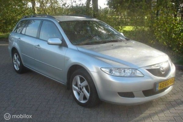 Mazda 6 - 6 MPS 2.0 I executive airco - cruise