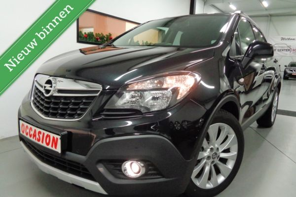 Opel Mokka 1.4 Turbo 140 PK/ Camera/ Navi/ PDC/ Winterpakket