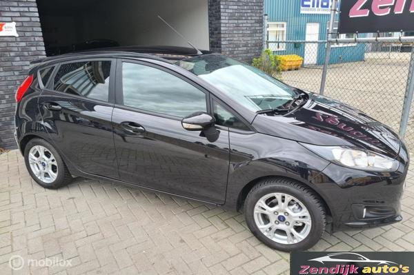 Ford Fiesta 1.25 / Airco / Centrale vergrendeling+ / LM