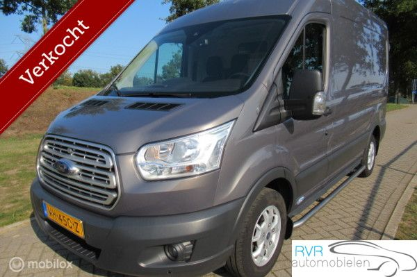 Ford Transit 290 2.2 TDCI L3 H2 AIRCO/CRUISE/CAMERA/TREKHAAK
