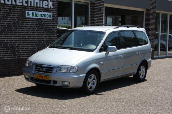 Hyundai Trajet 2.7i-24V V6 GLS
