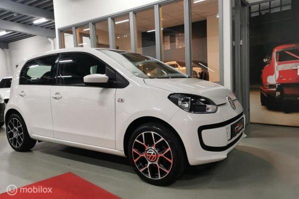 Volkswagen Up! 1.0 UP! 2016! INC BTW. AIRCO ELEK. PAKKET PDC CRUISE NW APK