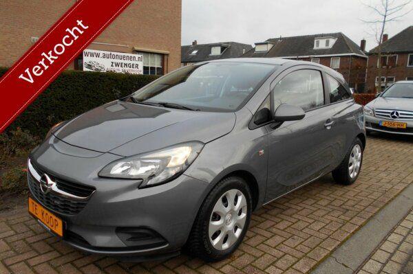 Opel Corsa 1.2   IS VERKOCHT