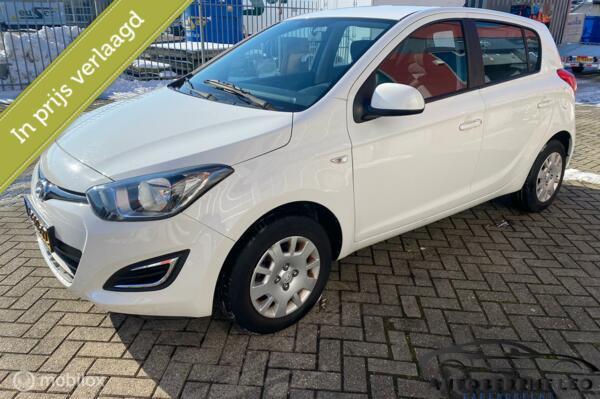 Hyundai i20 1.1 CRDi i-Vision 2014 100% Onderhouden