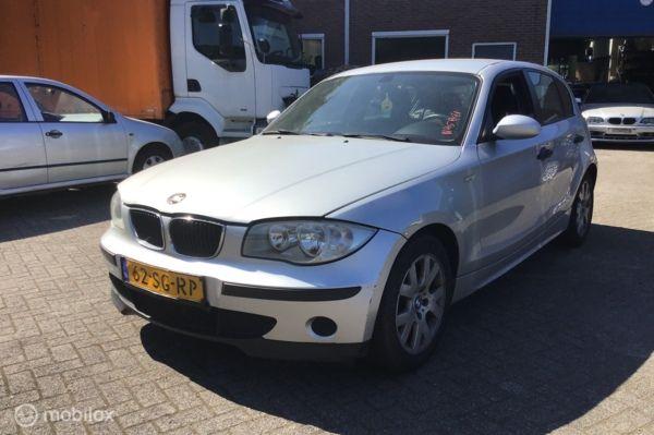 BMW 1-serie 116i voor onderdelen