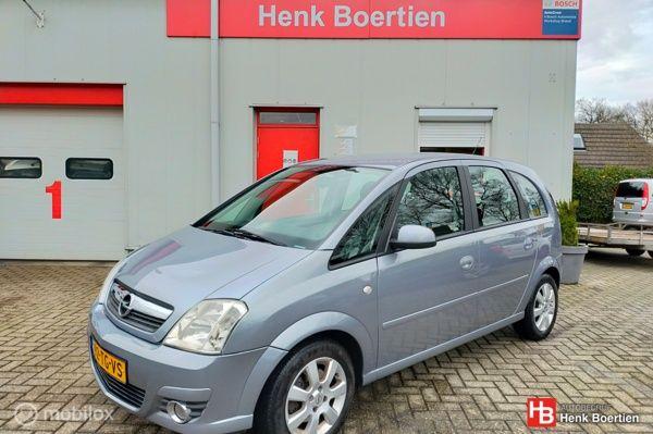 Opel Meriva 1.6-16V Cosmo Automaat/1ste eig